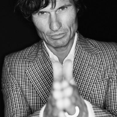 Portrett av Petter Anker Stordalen